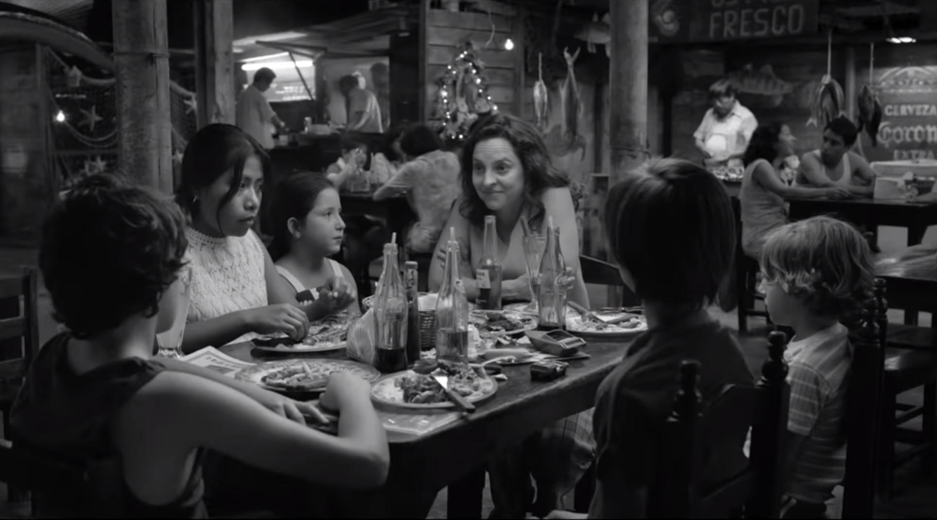 Roma: distinção católica para um filme sobre a coragem solidária das mulheres