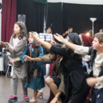Teatro musical Clara – Uma luz na noite