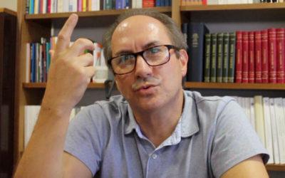 """Alfredo Teixeira: """"O problema das igrejas é a transmissão"""""""