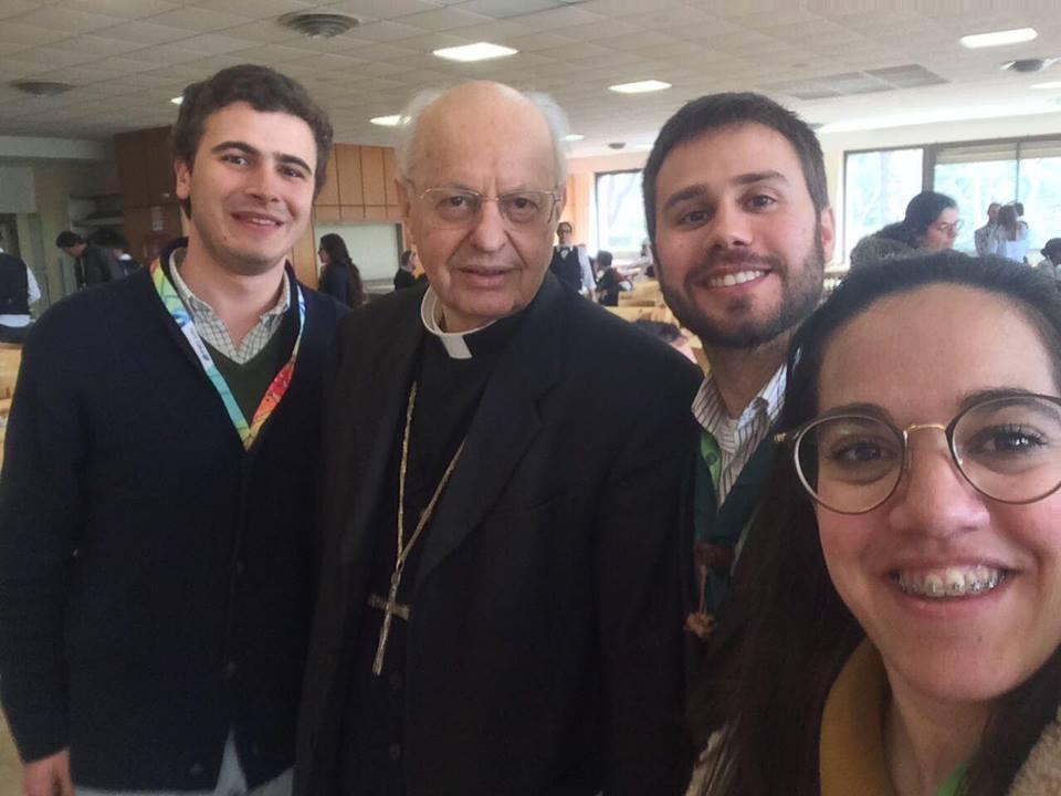 O que querem os jovens dos bispos reunidos em Roma
