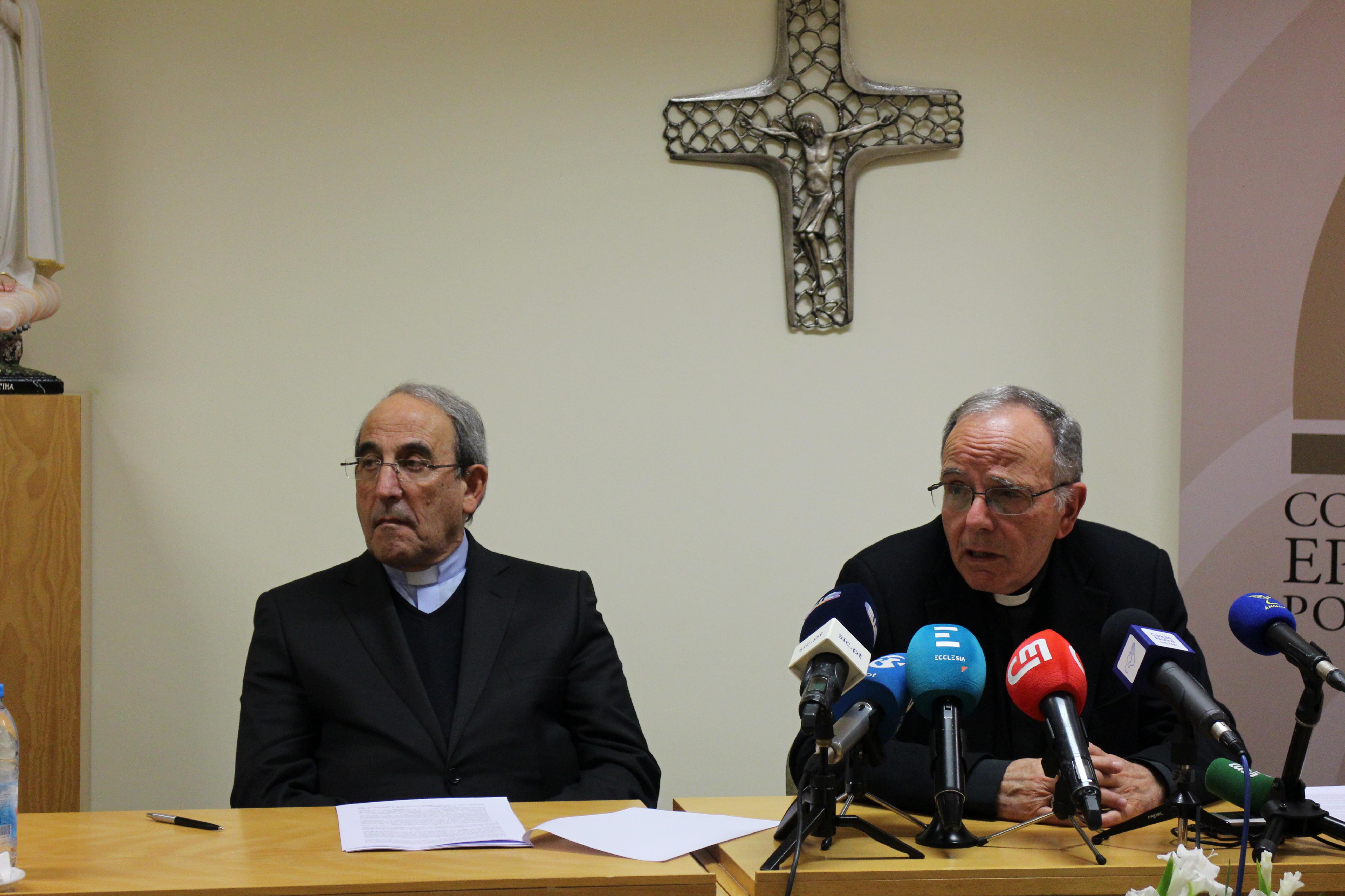 Bispos dizem não ser necessário para já estudo dos casos de abuso sexual