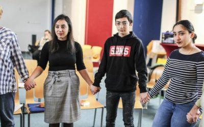 Uma celebração ininterrupta há 46 dias para salvar a família Tamrazyan