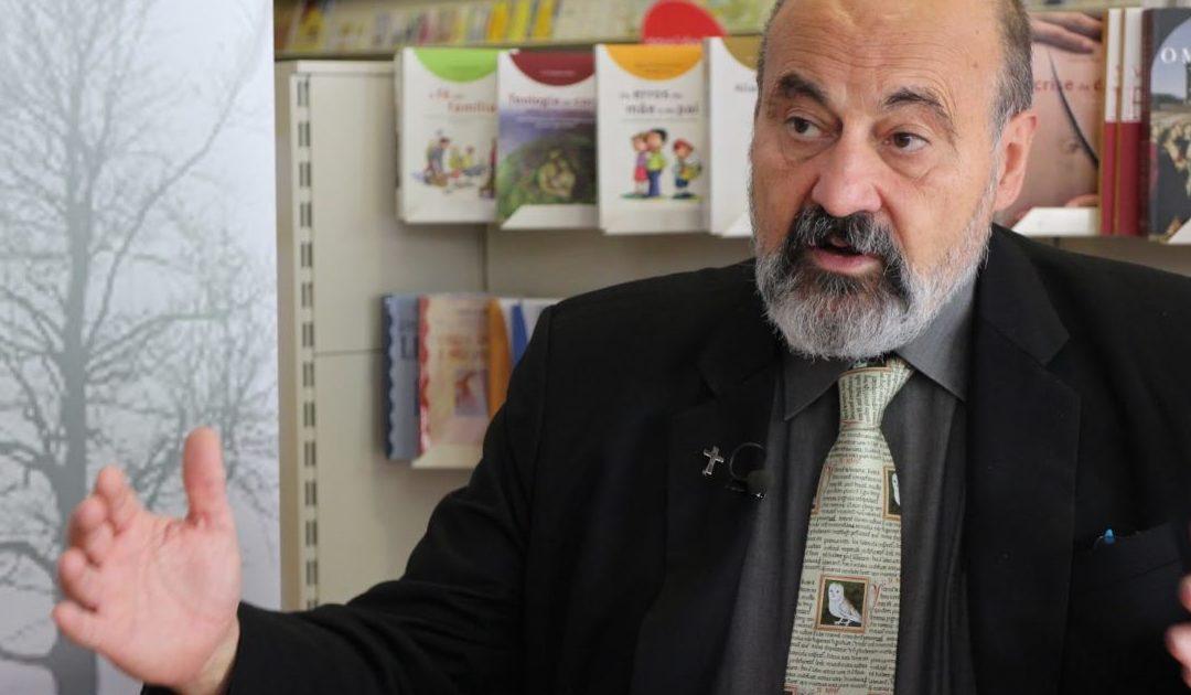 """Tomáš Halík: """"Deus gosta de quem luta com ele"""""""