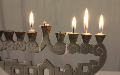 Judaísmo: A partilha da luz no Hanukkah em Cascais
