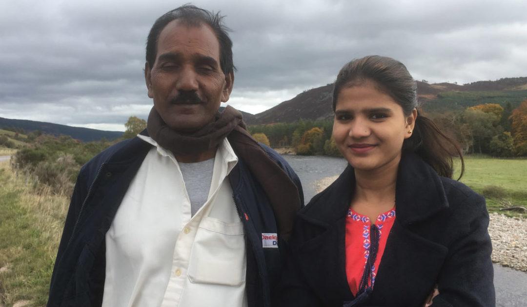 Asia Bibi finalmente livre no Canadá, com a família
