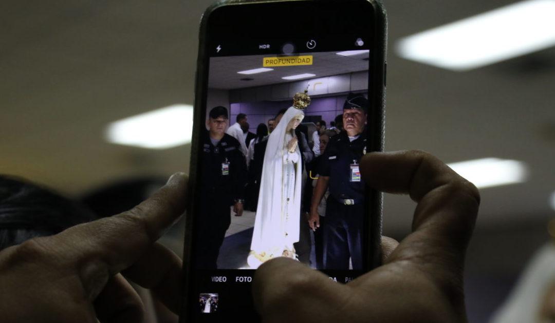 JMJ: os hashtags, a Imagem de Fátima e a agenda do Papa