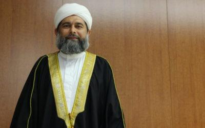 "Ibrahim Mogra: ""Quero a liberdade para outros que também quero como muçulmano"""