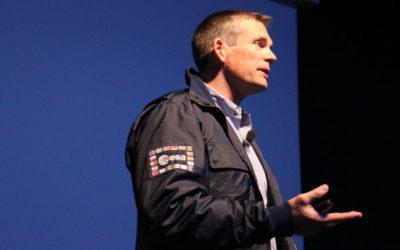 Andreas Mogensen: o sentido da vida de um astronauta