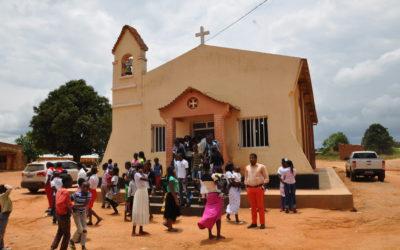Aprovada lei de liberdade religiosa em Angola