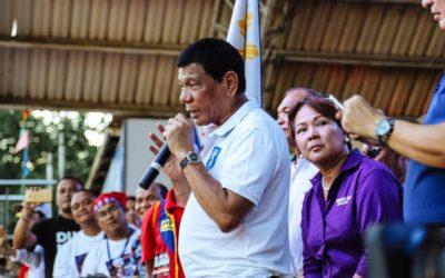 Bispos filipinos pedem desculpa pelo silêncio perante o presidente
