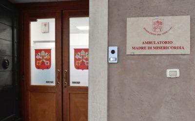 Um novo centro médico, prenda de Natal do Papa aos pobres e sem-abrigo de Roma