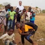 Uma aventura mágica, de Portugal à Guiné