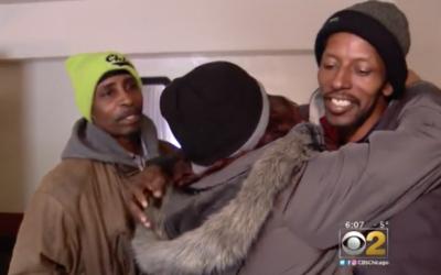 Mulher de Chicago pagou 30 quartos de hotel a sem-abrigo em risco de morrerem de frio