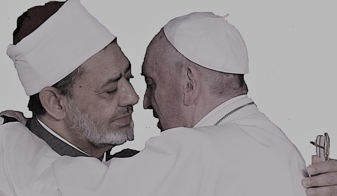 Papa reuniu com muçulmanos, assinalando os 18 anos dos atentados nos EUA