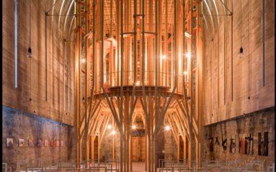 Dois projetos portugueses finalistas em concurso de arquitetura religiosa