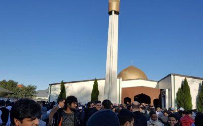 Segurança reforçada nas mesquitas de Lisboa depois do ataque terrorista na Nova Zelândia