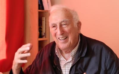 Na morte de Jean Vanier –  Amigo, companheiro, profeta (um testemunho)