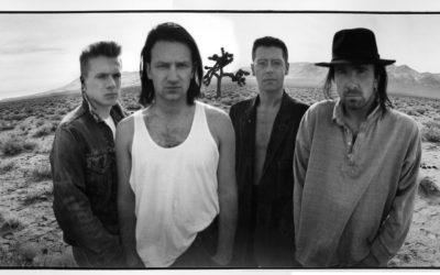 32 anos de The Joshua Tree: Rapazes de fé, os U2 bebem na Bíblia sem medo