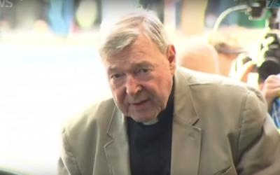 Cardeal George Pell condenado a seis anos de prisão por abusos sexuais