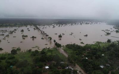 A maior crise em décadas exige uma ajuda imensa a Moçambique