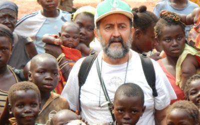 Bispo Juan José Aguirre: Querem partir a República Centro-Africana em dois por causa das riquezas do país