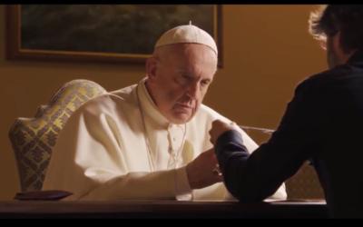 O arame farpado com lâminas que comoveu o Papa