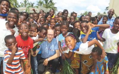 A Páscoa em Moçambique, um ano antes do ciclone – e como renasce a esperança