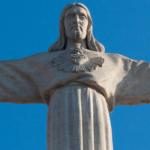 Estreia de cantata e inauguração de escultura assinalam 60 anos do santuário de Cristo Rei
