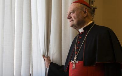 """Gianfranco Ravasi: """"O problema não é se Deus existe. É saber qual Deus"""""""