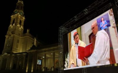 Cardeal Taglie: Fátima deve ser cada vez mais centro de paz e diálogo inter-religioso
