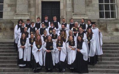Coro do Trinity College de Dublin em Lisboa para concerto e eucaristia