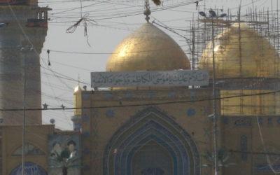 Iraque formalizou convite para viagem do Papa Francisco
