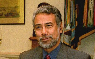 Timor-Leste foi traído pela Austrália, acusa Xanana