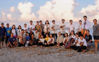 Filhos de pescadores trazem a excelência da música filipina ao Alentejo