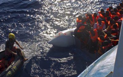 Mais de 900 mortos no Mediterrâneo desde o início do ano