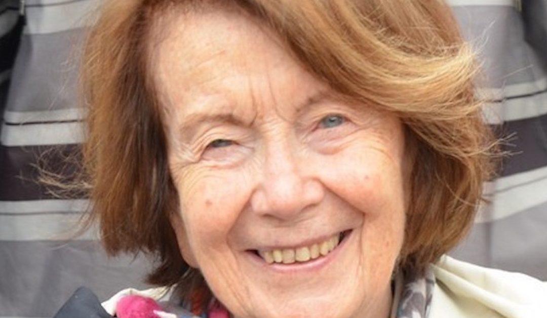 Marie-Hélène Mathieu, 90 anos: um coração transformado diante da diferença