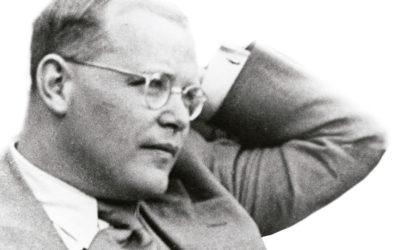 Bonhoeffer, teólogo e resistente ao nazismo