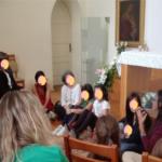 """Meditação cristã para crianças: """"Encontrar o amor de Jesus no coração"""""""