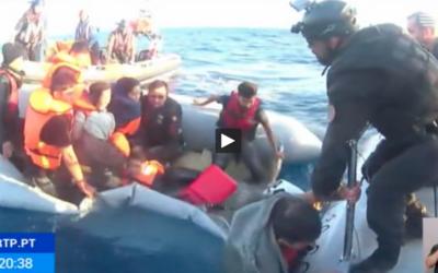 Portugal recebe mais 16 refugiados