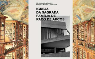 """A """"igreja envolvente"""" de Paço d'Arcos assinala 50 anos com um livro"""