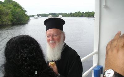 """Patriarca Bartolomeu: """"Ecossistemas mundiais cada vez mais vulneráveis"""""""