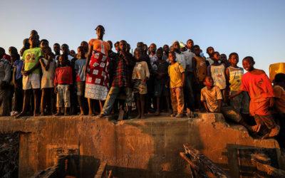 Como resistiu Moçambique ao Idai, no olhar de fotojornalistas
