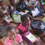 Regressar às aulas em Moçambique torna-se realidade após o Idai