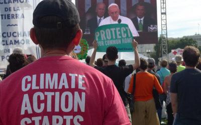 Cristãos mobilizam-se em Portugal pelo clima