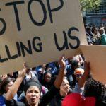 Violência sobre mulheres aumenta na África dos Sul