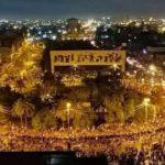 Papa reza pelos mortos em protestos contra o Governo do Iraque