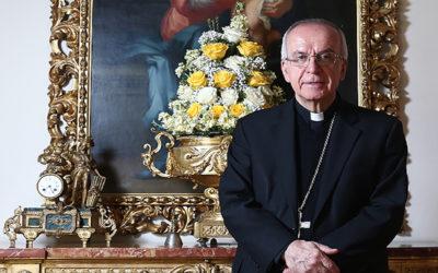 Núncio apostólico em Portugal de saída ou com conselheiro?
