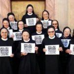 """Irmãs """"sufragistas"""" querem direito de voto das mulheres na Igreja Católica"""