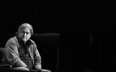 """""""O perigo do ressurgimento da extrema-direita existe"""", diz realizadora de filme sobre Steve Bannon"""