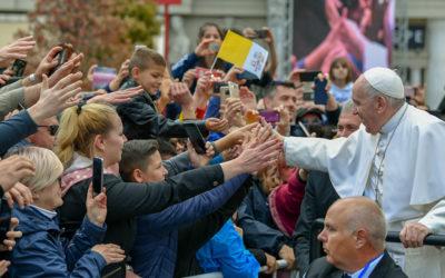 Rever os critérios da vida para salvar a vida na Terra (artigo inédito do Papa Francisco)